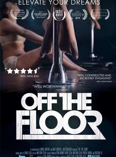 Off The Floor – Filmposter